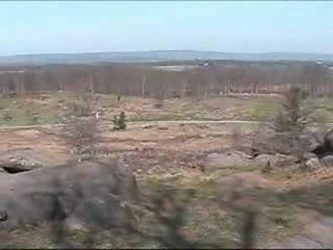 Gettysburg Battlefield Tour - Part 5 of 8