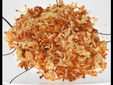 Air Fried Hash Browns - Air fryer - Airfryer Recipes - Airfryer Review