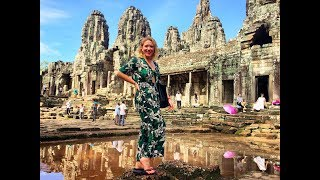 TEMPLED OUT in ANGKOR WAT, CAMBODIA!!!!!!