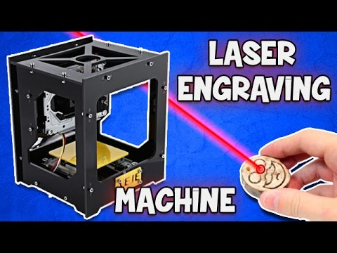 Laser engraving Machine | How to laser engrave