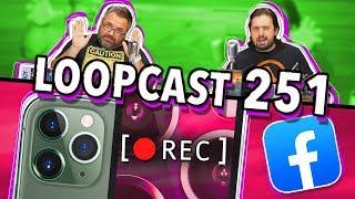 FACEBOOK USANDO A CÂMERA DO IPHONE SEM VOCÊ SABER? Loopcast 251!