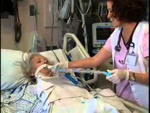 Tracheostomy Suctioning  Free Nursing Video Lecture