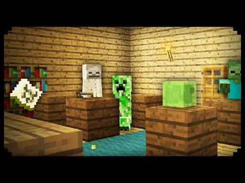✔ Minecraft: How to make the Monster School