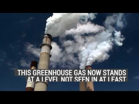 Earth Getting Greener - CO2, Climate Change and More To Blame | Video