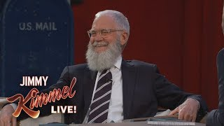 David Letterman on Giving Conan O
