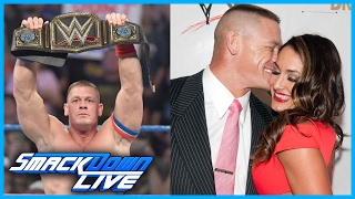 WWE BREAKING NEWS: JOHN CENA AND NIKKI BELLA LEAVING WWE UPDATE + Wrestlemania 33