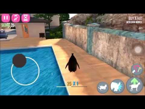 Goat simulator: how to get hitchhiker goat ios / android