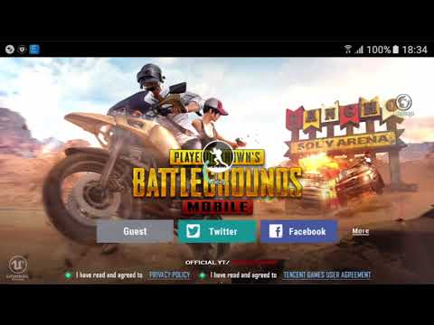 PUBG MOBILE : UPDATE 0.6.0 FPP MOD TUTO INSTALL IN YOU MOBILE