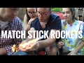 Match Rockets - Simple to Make & They Actually Work
