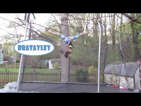High Flying Trampoline Flips (WK 224.7)   Bratayley