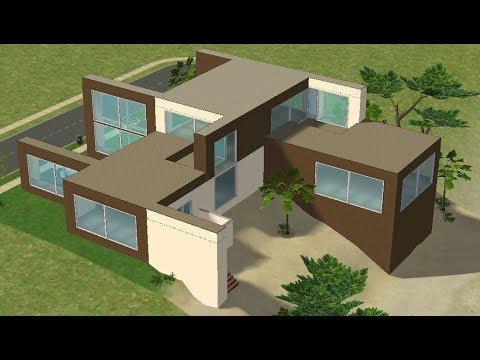 ♢ The Sims 2 ♢ Modern Beach House ♢
