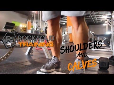 Rock Solid Training - Week 1 Shoulders Calves