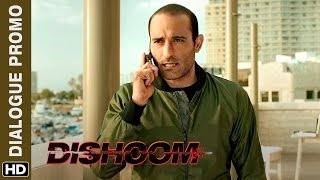Akshaye Khanna vows to be a 'Man of his Word'   Dishoom   Dialogue Promo