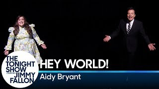 Download Hey World! with Aidy Bryant Video