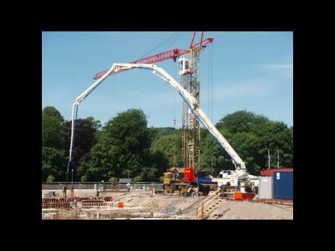 Concrete Pumping Boom Song 2