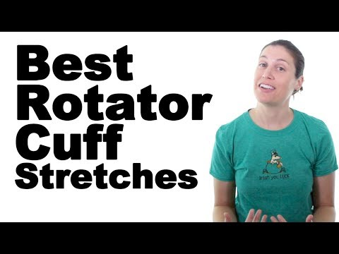 10 Best Rotator Cuff Pain Stretches - Ask Doctor Jo