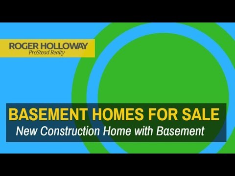 Charlotte Realtor® Tour - Rock Hill New Homes With Basements Under $300,000