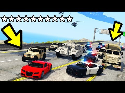 GTA 5 MODS LSPDFR 984 - HELLCAT CHARGER HIGHWAY PATROL