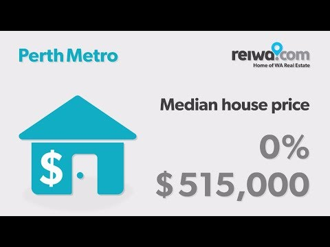 Perth metro August 2017 monthly real estate update