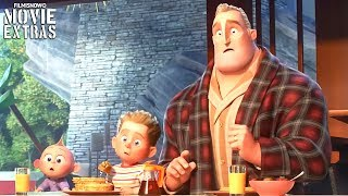 INCREDIBLES 2 | The Filmmakers Behind Incredibles 2 IMAX Featurette