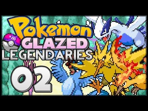 Pokémon Glazed Legendaries   Moltres, Zapdos, Articuno and Lugia!