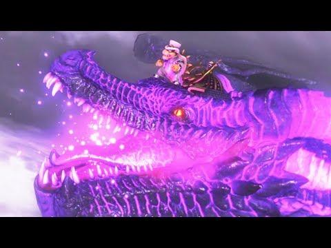 Super Mario Odyssey - Walkthrough Part 12 - Ruined Kingdom All Moons