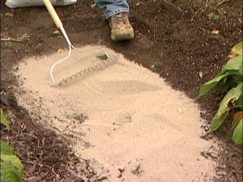 Improving Lawn & Garden Drainage