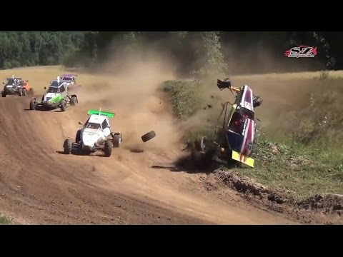 BEST of Semog Kartcross CRASHES & MISTAKES ! ! !