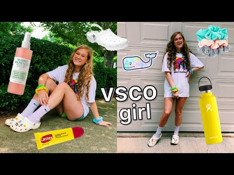 Xxx Mp4 Becoming The Ultimate VSCO Girl 3gp Sex