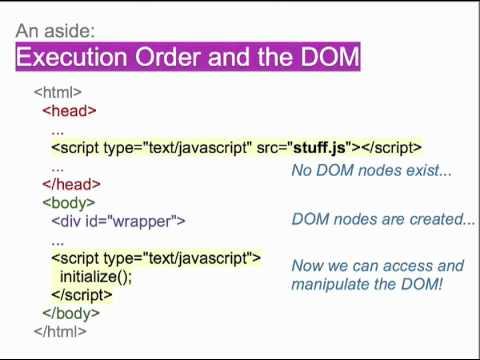 Google HTML/CSS/Javascript from the Ground Up Class: Javascript Presentation