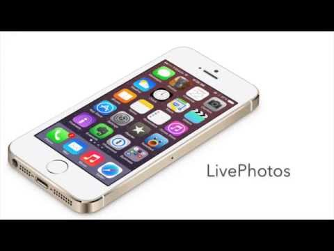 LivePhotos: add a live photo slideshow to the Photos app icon
