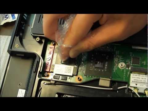 How to Apply Thermal Compound (Arctic Silver 5) to A CPU and A GPU - Laptop (Dell Inspiron 1545)