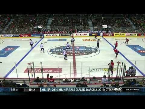 2014 01 15 CHL Top Prospects Game