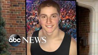 Alarming texts ex-Penn State frat member allegedly sent during hazing