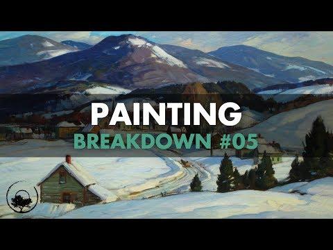 Aldro Hibbard - Painting Breakdown #05