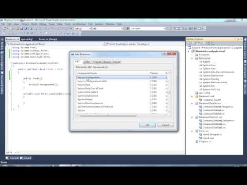 c# global connectionstring (configurationmanager.connectionString)
