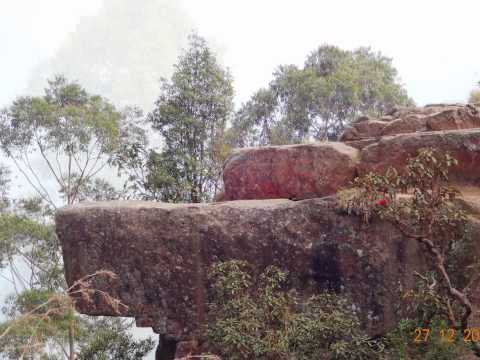 Dolphin Nose made by rock in India