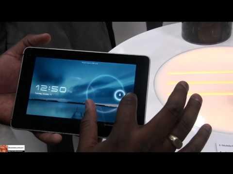 T-Mobile SpringBoard Tablet Hands-on  Booredatwork