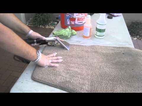 How To Clean Car Carpets