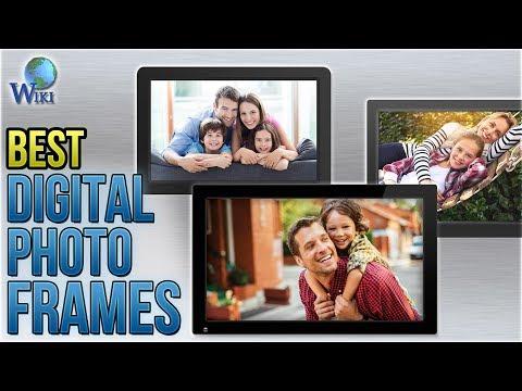 9 Best Digital Photo Frames 2018