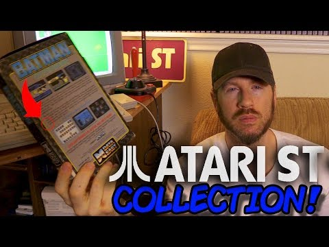 Billy's Atari ST Collection