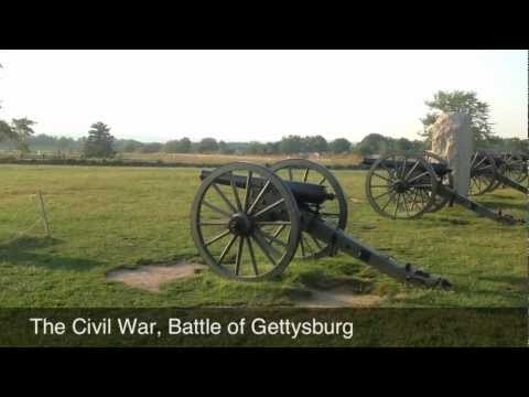 Trip to Washington D.C. and Gettysburg