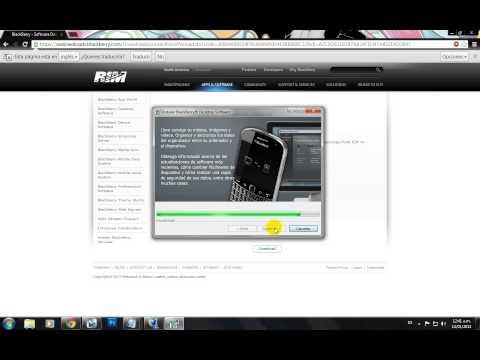 Internet con Blackberry en PC o Laptop
