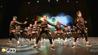 Kidz on the Block | 1st Place Youth Division | FRONTROW | World of Dance Spain 2015 | #WODSP15