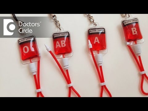 Do you need to have the same blood type to donate a Kidney? - Dr. Vishwanath. S