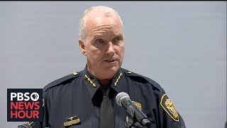 News Wrap: Texas police officer resigns over fatal shooting of black woman
