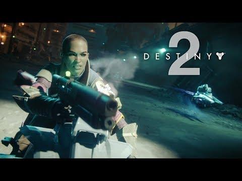 Destiny 2  - Official Launch Trailer