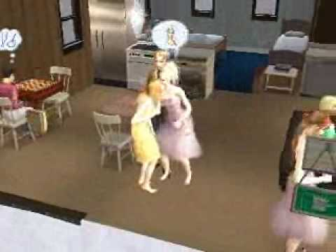 Sims2 : FF4 四天王家