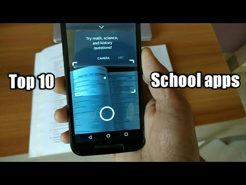10 useful apps for School students 🔥