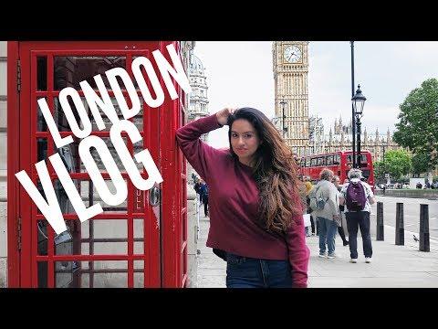24 Hour LONDON Layover | Travel Vlog 🇬🇧